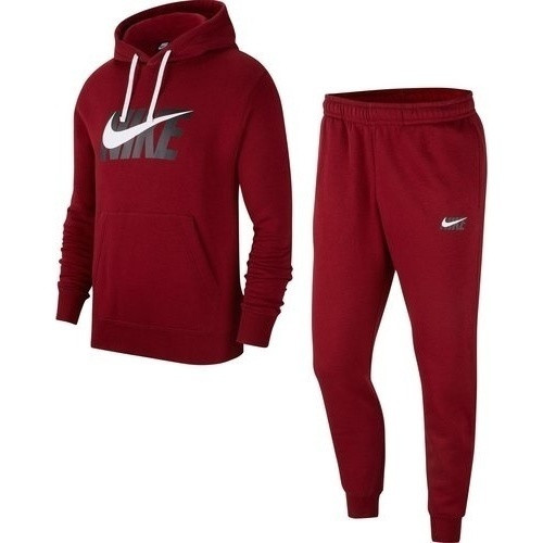 Костюм спортивный Nike Sportswear Hd Gx Fleece CI9591-677 Красный