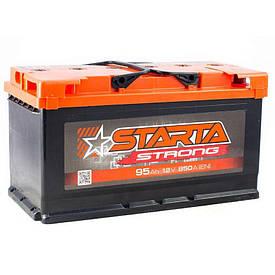 Автомобильный аккумулятор Starta Strong 6СТ-95