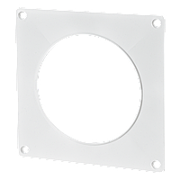 Пластина настенная d125 (з/п) Вентс 25