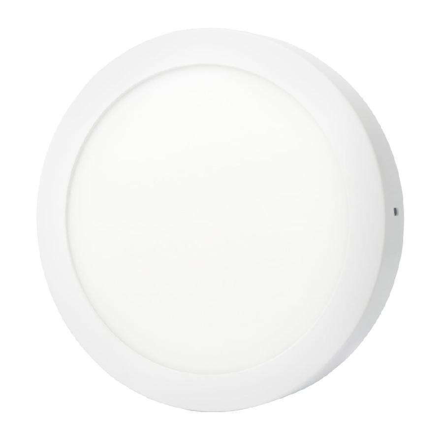 Светильник точечный накладной ЕВРОСВЕТ 18Вт круг LED-SR-225-18 6400К