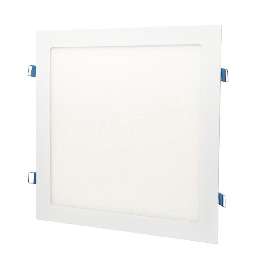 Светильник точечный врезной ЕВРОСВЕТ 24Вт квадрат LED-S-300-24 6400К