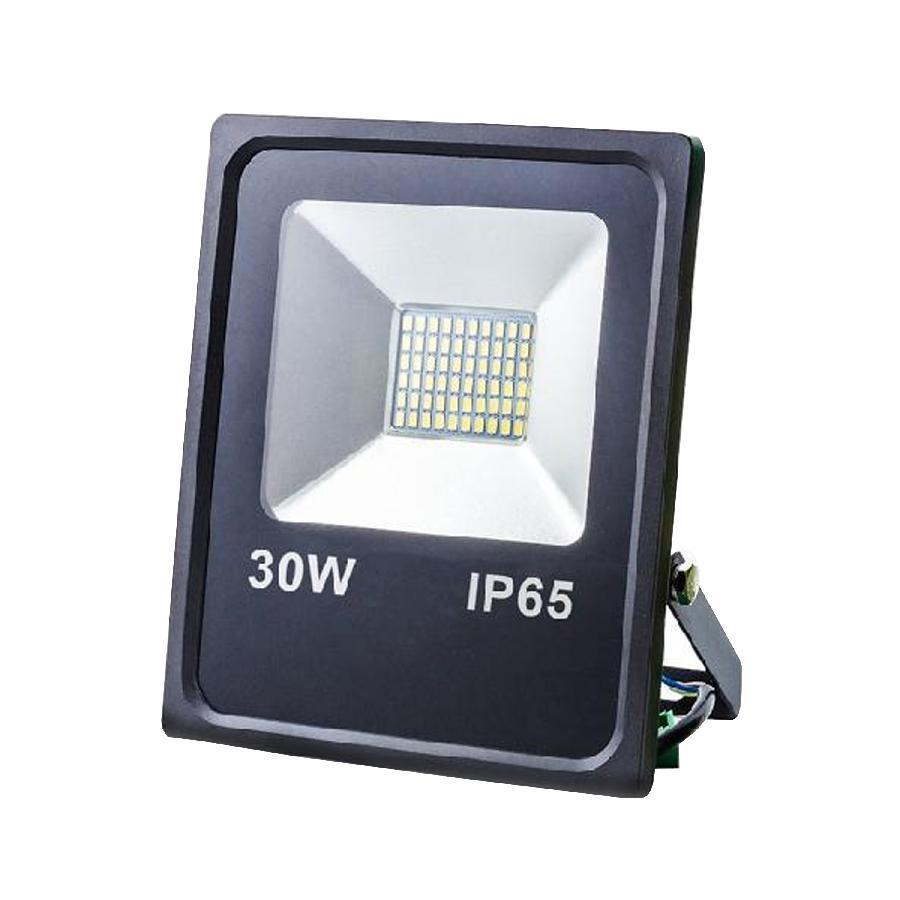Прожектор светодиодный ЕВРОСВЕТ 30Вт 6400К EV-30-01 2100Лм SMD