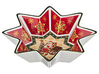 Салатник Lefard Christmas collection 17 см, 986-065