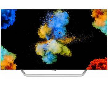 Телевизор Philips 55POS9002 (55 дюймов, OLED, 120Гц, 4K Ultra HD, Smart Android, DVB-С/T2/S2)