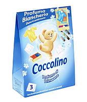 Парфумовані серветки - освіжувачі для гардеробу Coccolino Parfumo di Primavera