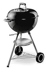 Угольный гриль с решеткой 47 см для барбекю блюд с поддоном для золы Weber 1241004