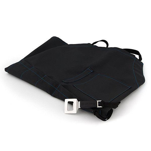 Фартук для барбекю и гриля черного цвета из влагостойкого материала Broil King (60975)