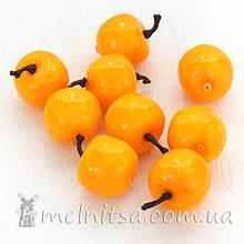 Яблочки желтые, 2,6 см