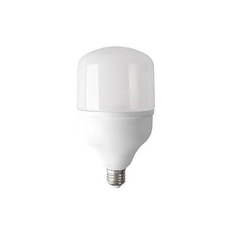 Лампа светодиодная ЕВРОСВЕТ VIS-25-E27 25Вт 6400К (000040888), фото 2