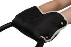 Муфта для рук на коляску  ТМ Умка (черная)