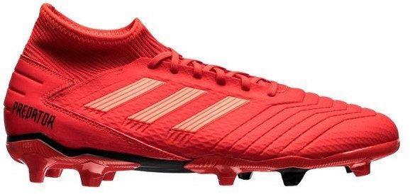 Футбольные бутсы Adidas PREDATOR 19.3 FG BB9334 (Оригинал)