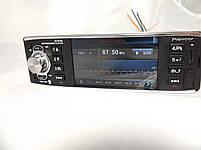 "Автомагнитола 1Din Pioneer 4019 с экраном 4.1"", блютуз (магнитола Пионер 1 Дин) + ПОДАРОК!, фото 4"