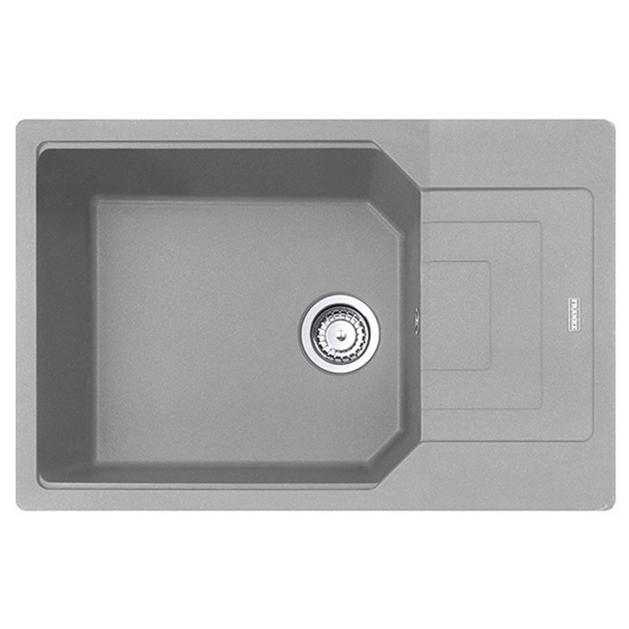 Кухонна мийка Franke UBG 611-78 XL (114.0574.982) сірий камінь