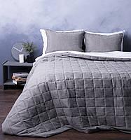 Покрывало на двухспальную кровать Велюр,пошив