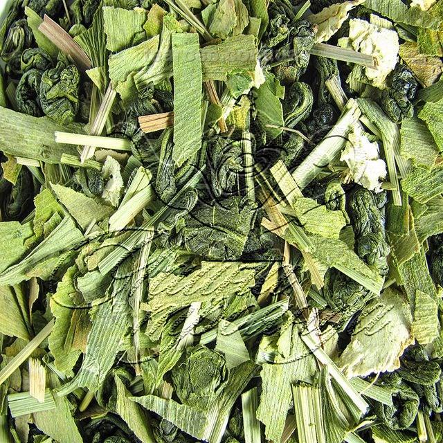 Зелений чай «Зелений динозавр»