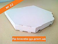 Коробка для пиццы - 322 х 320 х 35 мм