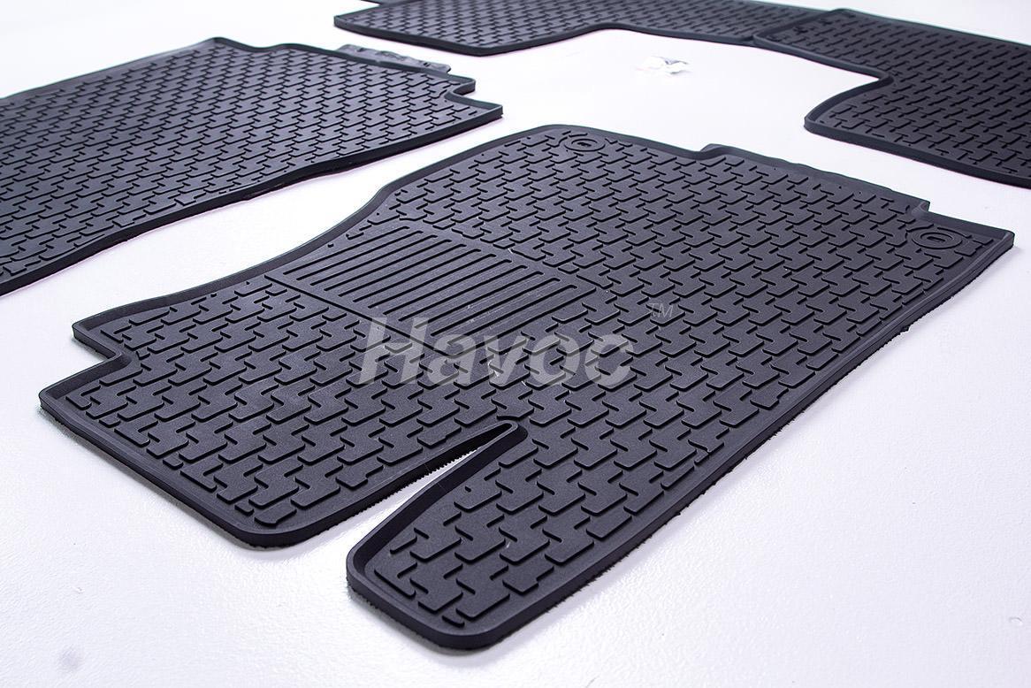Оригинальные коврики Honda CRV USA 2012-2017 HAVOC резиновые в салон полный комплект