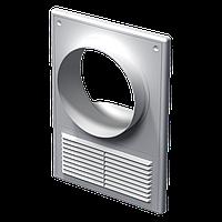 Решётка вентиляционная пластиковая МВ 120 КВс АБС