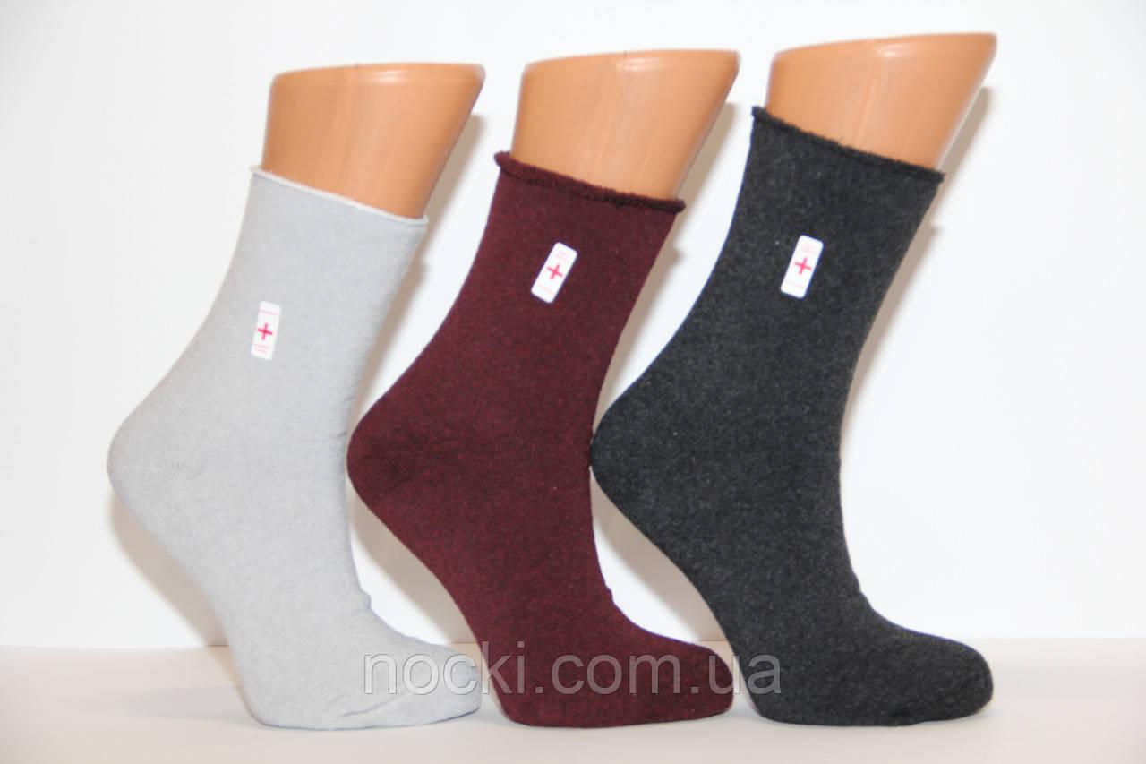 Женские носки махровые диабетические STYLE LUXE