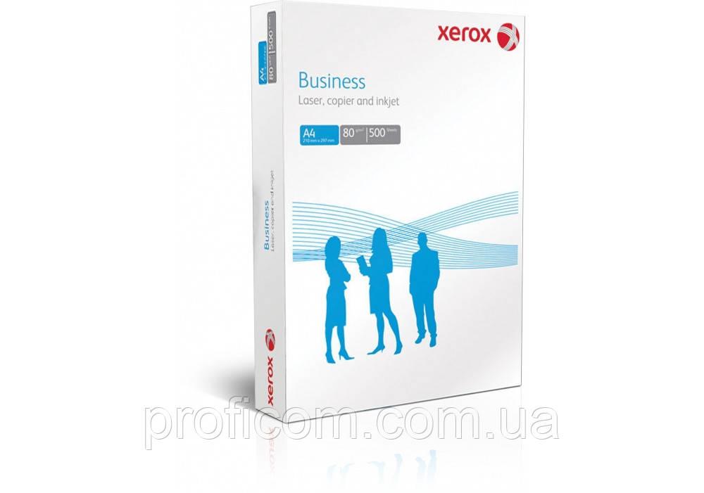 Папір офісний А4 XEROX Business (500арк, 80г/м2)
