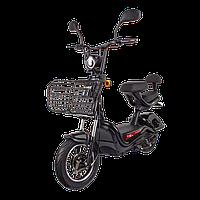 Электрический мопед  R1 RACING  Athena 500W/48V (белый)