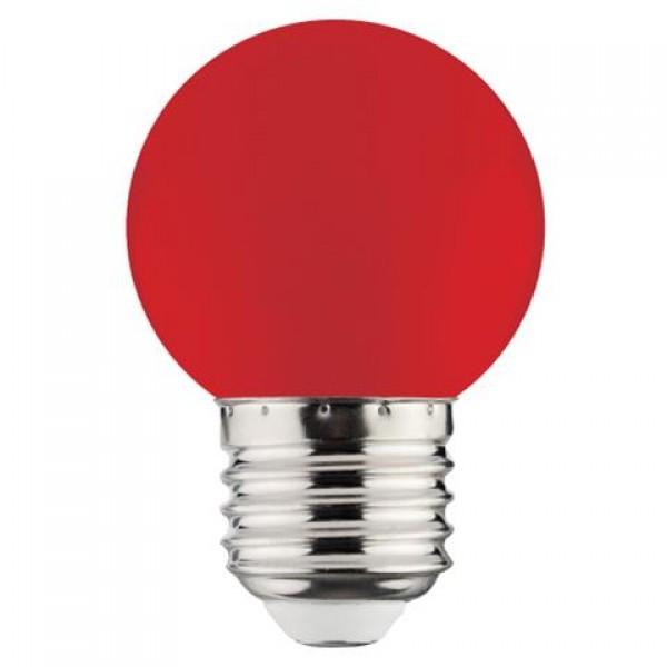 Светодиодная лампа RAINBOW 1W E27