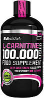 BT L-CARNITINE LIQUID 100 000 500мл - яблоко