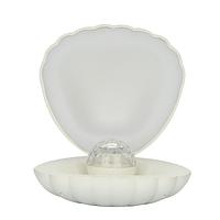 Нічник-проектор 3DTOYSLAMP Seashell Night Light Білий, фото 1