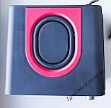 ЮСБ колонки 3.1 для компьютера, ноутбука (HS999, красный), фото 4