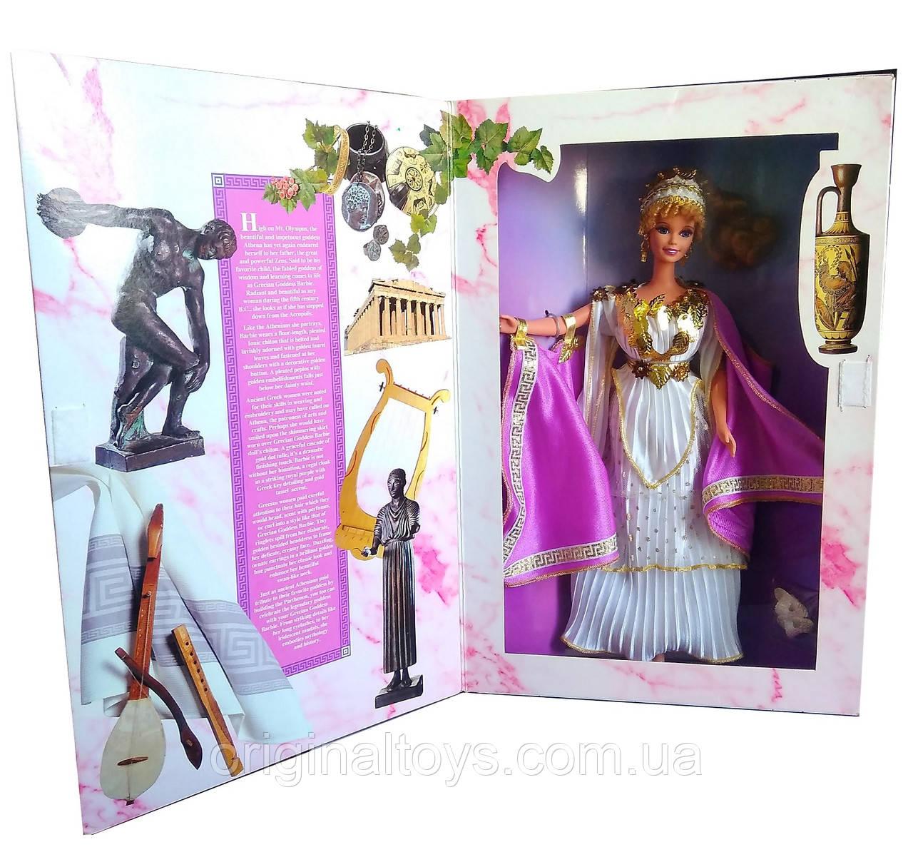 Коллекционная кукла Барби Греческая богиня Barbie Grecian Goddess 1995 Mattel 15005