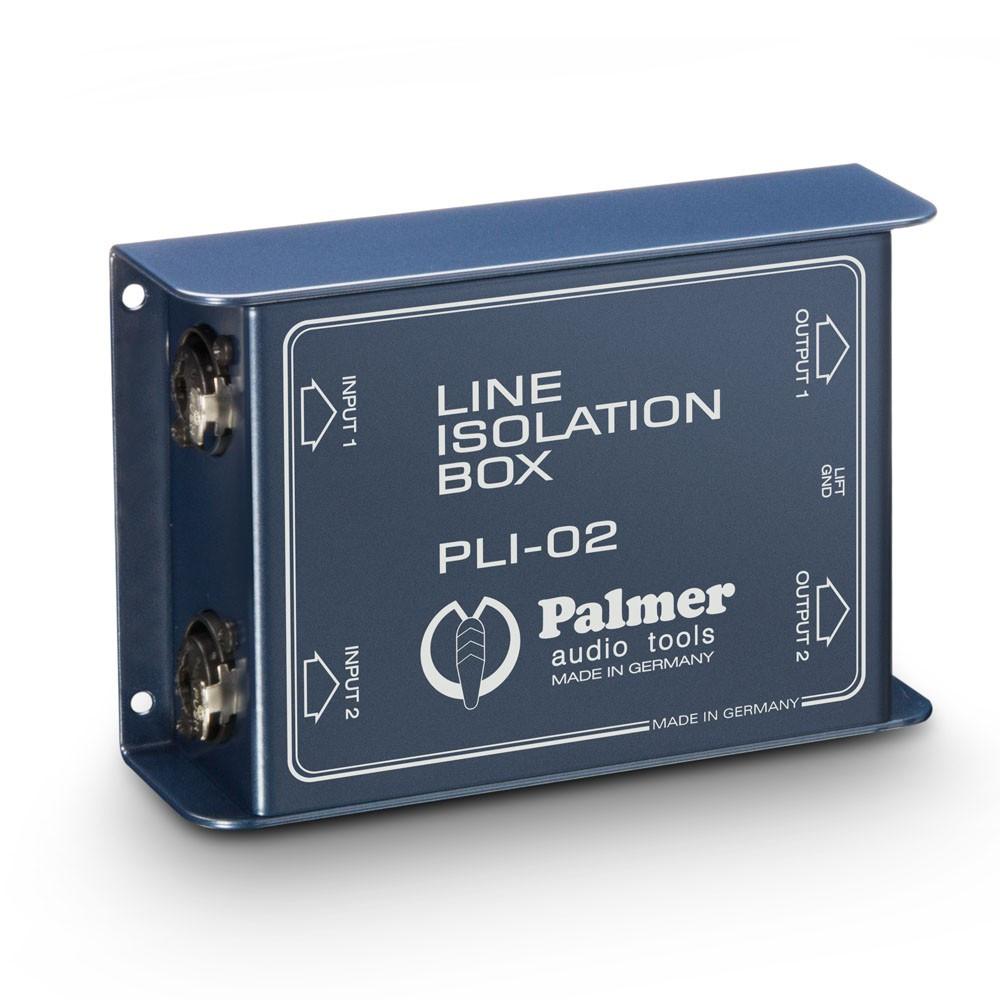 Линейный трансформаторный изолятор Palmer Pro PLI02