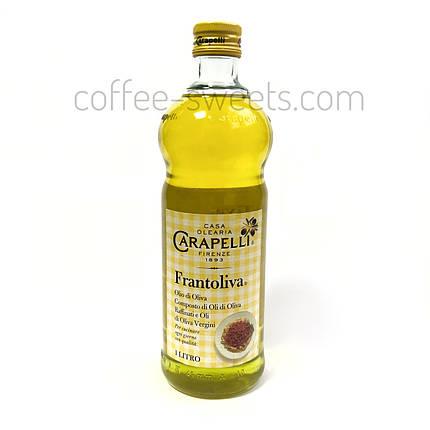 Оливкова олія Carapelli Frantoliva 1л, фото 2
