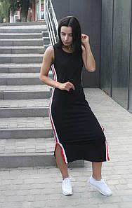 Платье No brand Женское Марсель черное S S #L/A