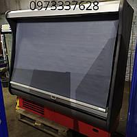 Регал Росс Модена 2м бу, горка холодильная бу, фото 1