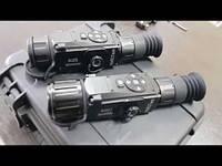 ТЕПЛОВІЗІЙНИЙ ПРИЦІЛ NVECTECH X50 (3000M)+Кріплення
