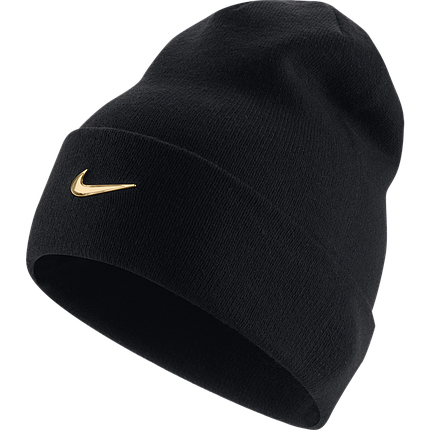 Шапка Nike Swoosh Beanie 803734-011 Черная (193151974594), фото 2