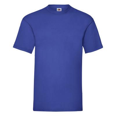 Футболка мужская ярко-синяя VALUEWEIGHT T