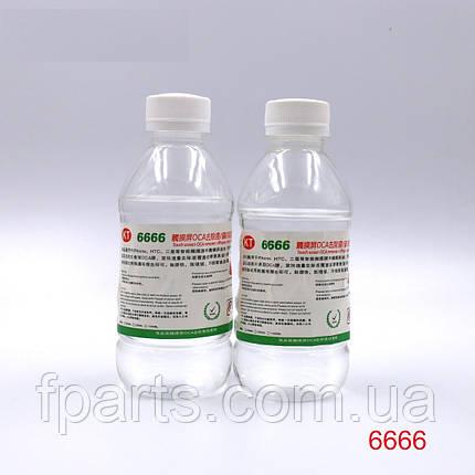 Жидкость KT-6666 для удаления клея OCA 250ml, фото 2