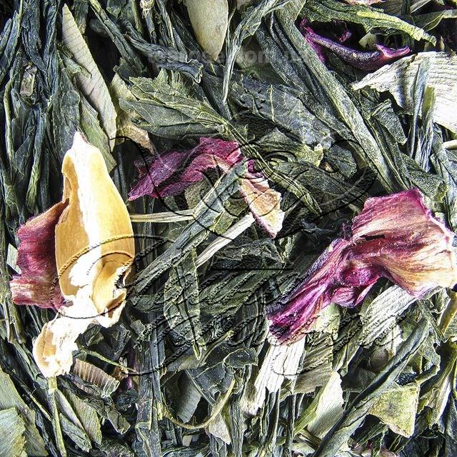 Зелений чай «Храм Гінкго»