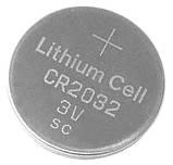 Батарея литиевая CR2025 VIDEX 3V. 1шт., фото 2