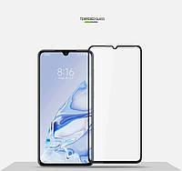 Защитное стекло с рамкой для Xiaomi Mi 9 Lite
