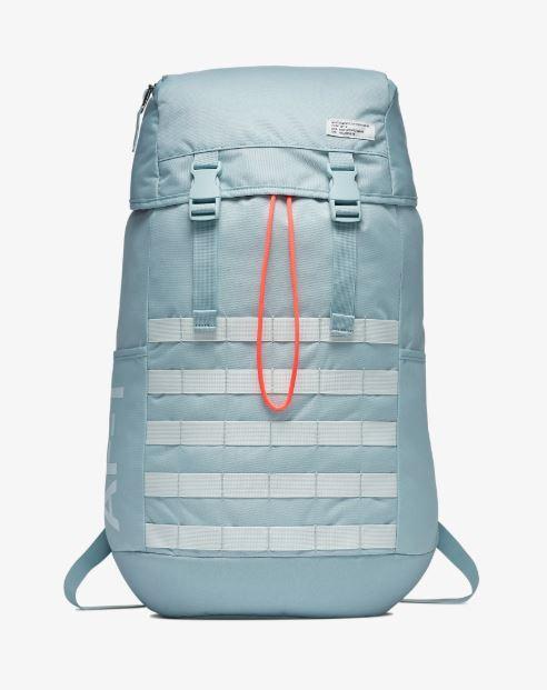 Рюкзак Nike AF-1 Backpack BA5731-363 Голубой (193151310385)