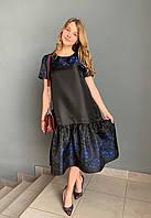 Нарядное дизайнерское платье от ANDRE TAN: S