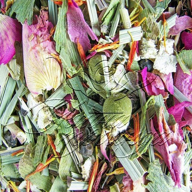 Трав'яний чай «Душа з Гінкго»