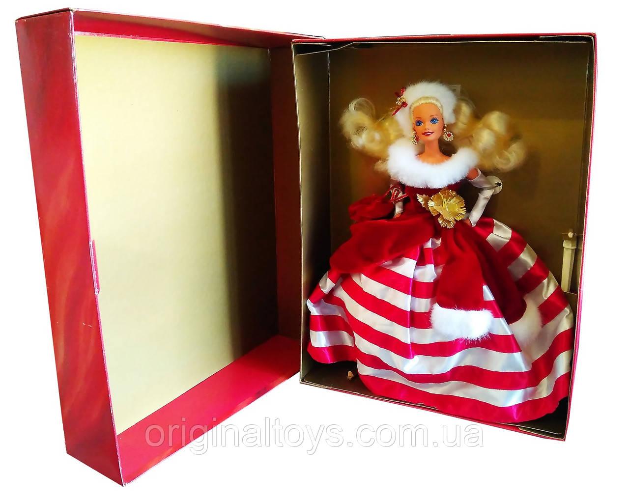 Коллекционная кукла Барби Мятная принцесса Barbie Peppermint Princess 1994 Mattel 13598