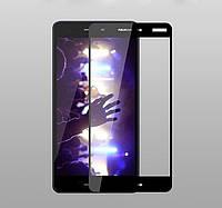Защитное стекло с рамкой для Nokia 2.1