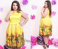 Платье сезон лето