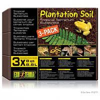 Наполнитель субстрат Hagen Plantation Soil для террариума 3х8,8л (PT2771)