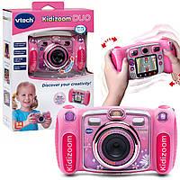 Детская цифровая фотокамера  KIDIZOOM DUO Pink Vtech