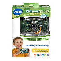 Детский фотоаппарат Vtech Kidizoom Camera DUO Camouflage  с видео записью